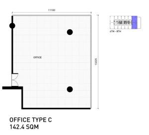 office the smith alamsutera 1
